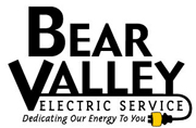 Bear Valley Electric Service