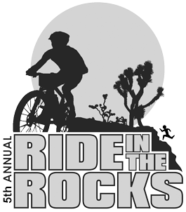Logo for Ride in the Rocks 2013