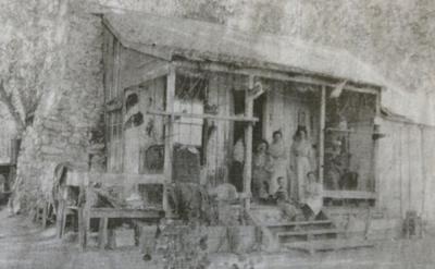 Photo of Cushenbury House 1900