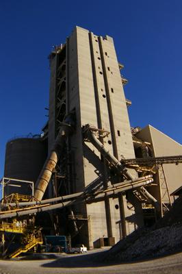 Photo of Mitsubishi Cement Corp Preheater / Precalciner Tower